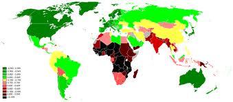 Distribución demográfica