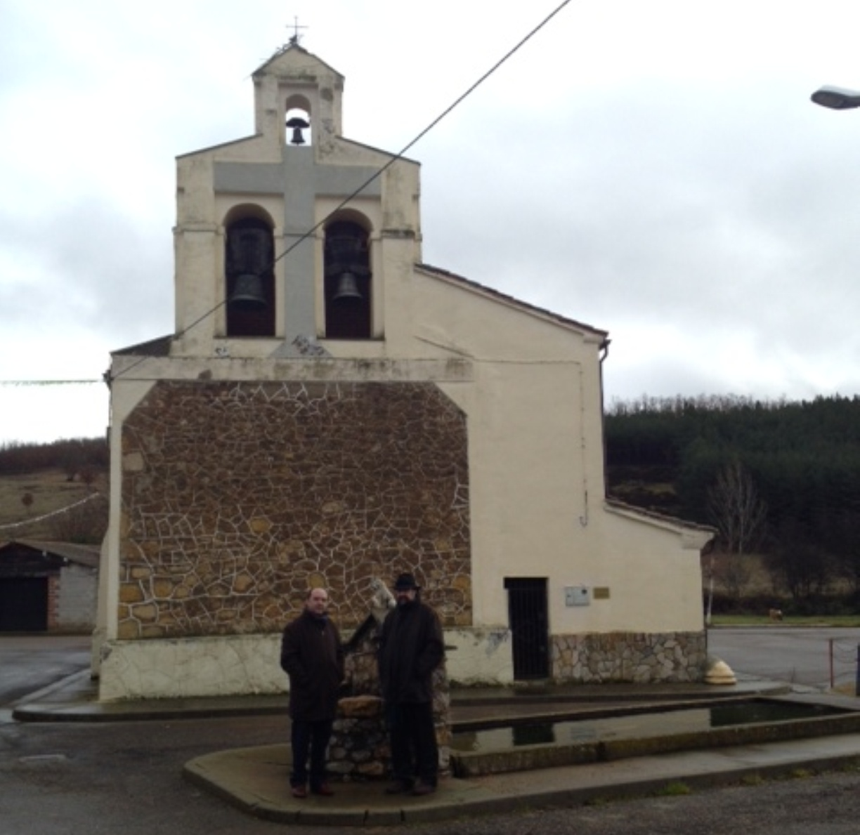 Jesús y Felipe (24 de diciembre de 2013)