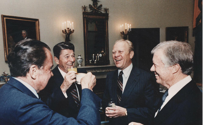 Four-Presidents